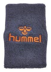 Hummel HUMMEL 099014-Potítko velké OLD SCHOOL BIG WRISTBAND Velikost: UNI, barva: 8730-modrá/oranžová