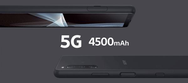 Sony Xperia 10 III 5G trojnásobný fotoaparát, ultraširokoúhlý, teleobjektiv, optická stabilizace, rychlé automatické ostření, noční režim, profesionální, manuální ovládání