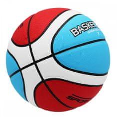 SVX Basketbalová lopta veľ. 7, červeno-modrá D-276