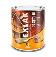 Color Company Lak Exlak lesklý 2,5L - exteriérový transparentný lak na drevo