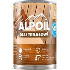 Color Company Alpoil olej terasový 0,5L - impregnačný olej na terasy a drevo