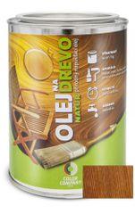 Color Company Olej na drevo NATUR 0,5L teak - prírodný napúšťací olej