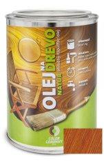 Color Company Olej na drevo NATUR 0,5L mahagón - prírodný napúšťací olej
