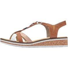Rieker Dámske sandále V3657-81