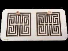LINIT DESIGN Plošča za razvoj bilateralne koordinacije - labirint