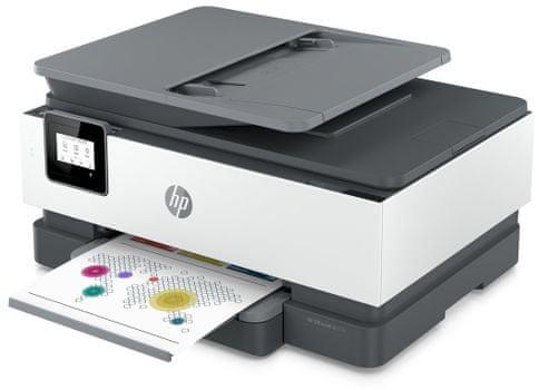 HP OfficeJet 8013 nyomtató, tintatartályos színes tintapatronok FINE Canon PRINT AirPrint Mopria