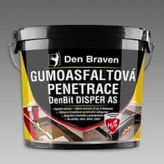 Den Braven  Gumoasfaltová penetrácia DenBit disper AS 5kg