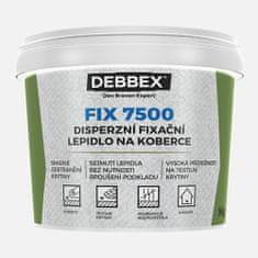 Den Braven Disperzné fixačné lepidlo na koberce FIX 7500 1kg