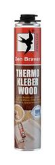 Den Braven  Thermokleber Wood pištoľová Pu pena 750ml