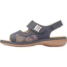 Rieker Dámske sandále 65989-14