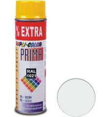 DUPLI COLOR Sprej Prima RAL PR9010M biela matná 500ml