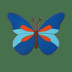 LINIT DESIGN Lesena sestavljanka deli metulja