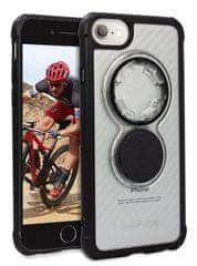 Rokform Kryt na mobil Crystal - Carbon Clear pro iPhone 8 / 7 / 6 and iPhone SE (2nd Gen), čirý 304520P