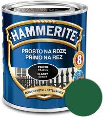 HAMMERITE  Priamo na hrdzu Hladký zelený 0,7l