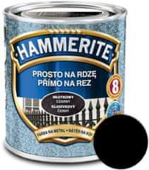 HAMMERITE  Priamo na hrdzu Kladivkový čierny 0,25l