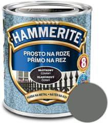 HAMMERITE  Priamo na hrdzu Kladivkový šedý 0,7 l