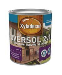 XYLADECOR  Silnovrstvá lazúra oversol 2v1 Biely 0,75l