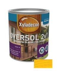 XYLADECOR  Silnovrstvá lazúra oversol 2v1 Prírodné drevo 0,75l
