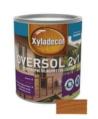 XYLADECOR  Silnovrstvá lalzúra oversol 2v1 Vlašský orech 0,75l