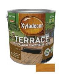 XYLADECOR  Lazúra protišmyková tenkovrstvá terrace borovica 2,5l