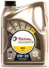 Total olje Quartz Ineo First 0W30, 5 l