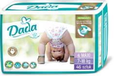 Dada Extra Soft, jednorazové plienky, veľ.:4, 7-18 kg, 46 ks