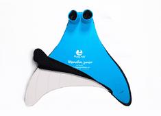 Happy Tails Monoploutev JUNIOR modrá kompletní set