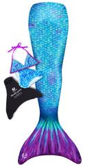 Happy Tails Set kostým mořská panna DORIS + monoploutev