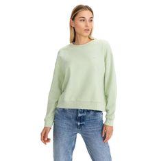 Lee Mikina Crew Sweatshirt Summer Green