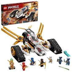 LEGO Ninjago 71739 Nadzvočni napadalec