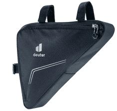 Deuter kolesarska torbica Triangle, 1,7 L, črna