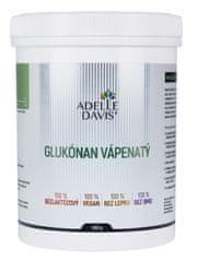 Adelle Davis Vápnik, prášok 600 g (Glukónan vápenatý)