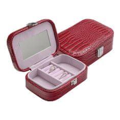 Jan KOS Czerwone pudełko na biżuterię SP-954 / A5