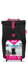 Gimi Kool nakupovalni voziček, črn