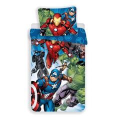 Jerry Fabrics Obliečky Avengers Brands 02