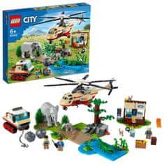 LEGO City 60302 Reševalna akcija v divjini
