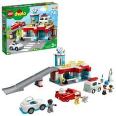 LEGO DUPLO Town 10948 Garaža in avtopralnica