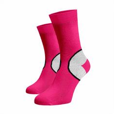BENAMI kompresní ponožky Růžové Růžová Polypropylen 35-38