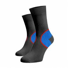 BENAMI kompresní ponožky Černé Černá Polypropylen 35-38