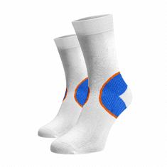 BENAMI kompresní ponožky Bílé Bílá Polypropylen 35-38