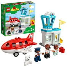 LEGO DUPLO Town 10961 Letalo in letališče