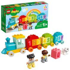 LEGO DUPLO 10954 Vlak s brojevima - Učimo računati