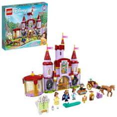 LEGO Disney Princess 43196 Grad Belle in zveri