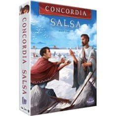 PDV družabna igra Concordia, razširitev Salsa angleška izdaja