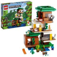 LEGO Minecraft 21174 Moderna hišica na drevesu