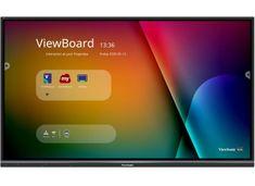 Viewsonic ViewBoard IFP7550-3 interaktivni zaslon na dotik, 190.5 cm, 4K UHD