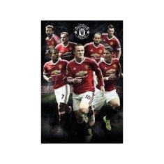 GB eye Plakát na stěnu MANCHESTER UTD, Players, 61 / 91,5cm, SP1282