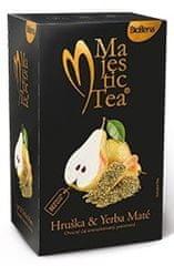 Biogena Majestic Tea Hruška&Yerba Maté 20x2.5g