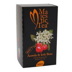 Biogena Majestic Tea Acerola+květ Bezu n.s.20x2.5g