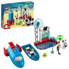LEGO Disney Mickey and Friends 10774 Myšák Mickey a Myška Minnie jako kosmonauti